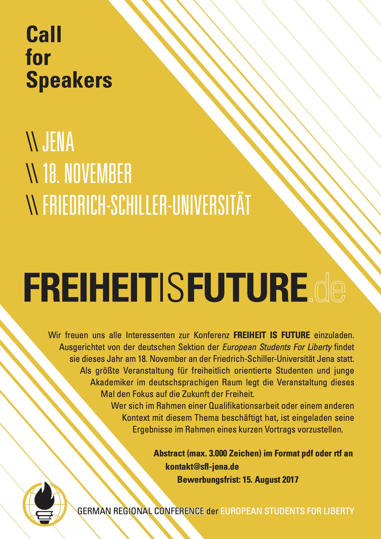 Freiheit is Future | Forum Freie Gesellschaft